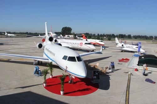 中亚地区首个通用航空展9月底在克拉玛依举办