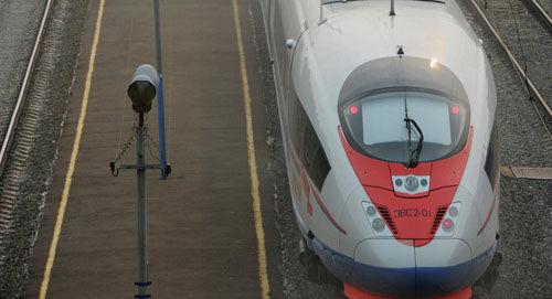 外媒:中国拟向俄首条高铁投资320亿人民币
