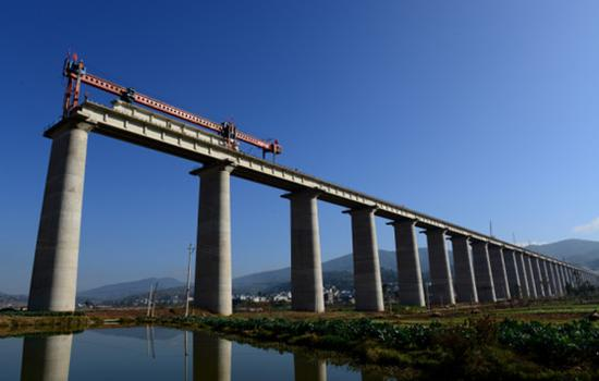 泛亚铁路筹划近50年终落实 有望采纳中国标准